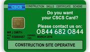 CSCS Test