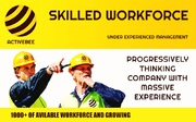 Urgently looking for experienced construction workers